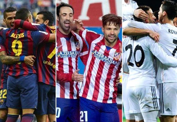 Wedtip: Atlético, Real of Barça kampioen?