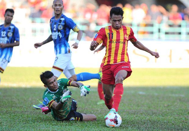 Selangor 0-1 Sarawak: Ten-men Crocs survive Giants onslaught