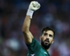 Alaves goalkeeper Pacheco open to Real Madrid return
