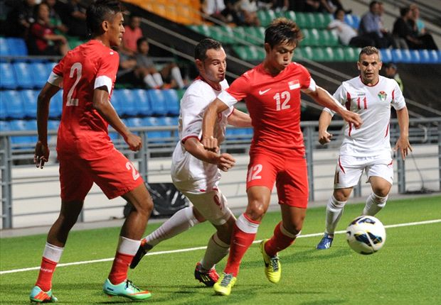 Singapore's Asian Cup hopes all but over