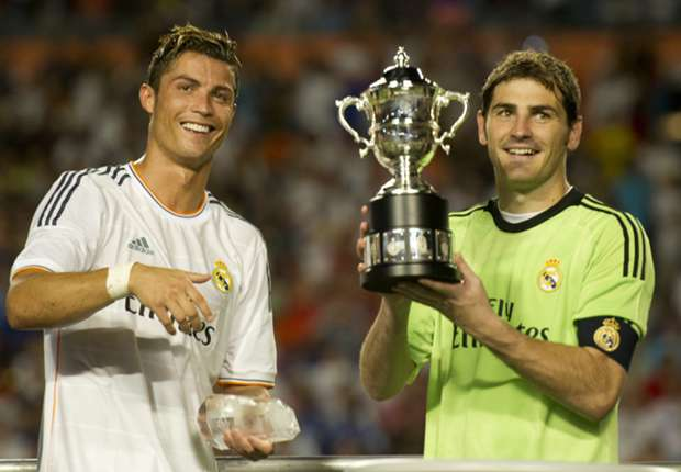 Manchester United, Liverpool and Real Madrid sign up for International Champions Cup