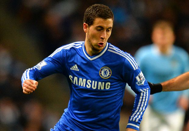 Eden Hazard aims to challenge Messi and Ronaldo