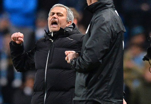 Mourinho angry at Negredo for 'trying to get Matic sent off'
