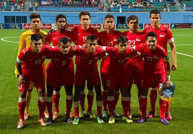 Singapore to face France Under-21 in friendly
