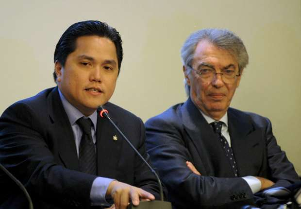 Thohir: I don't need to be in Italy