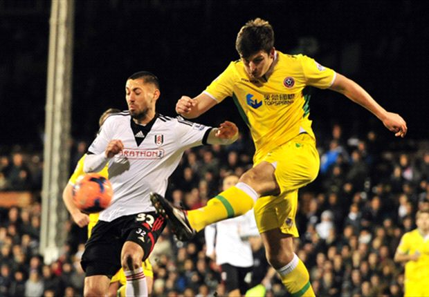 Fulham 0-1 Sheffield United (aet): Last-gasp Miller header dumps out Cottagers