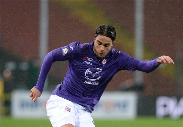 Esbjerg 1-3 Fiorentina: Matri, Ilicic, Aquilani fire Viola to victory