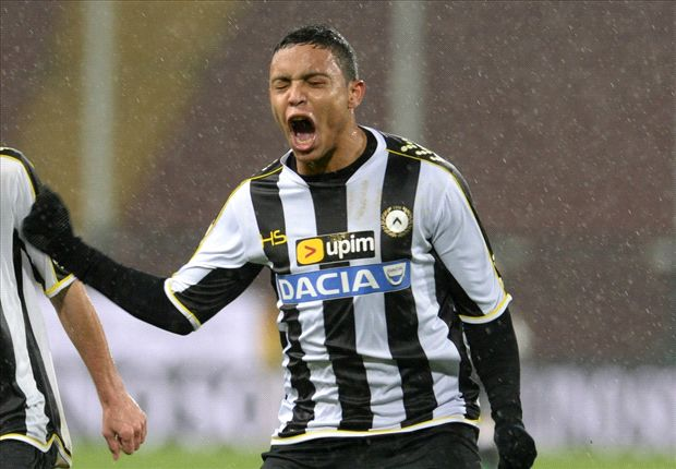 Liverpool scout Udinese forward Muriel