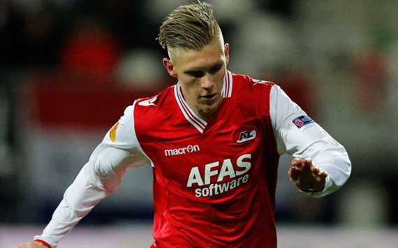 AZ attacker Aron Johannsson