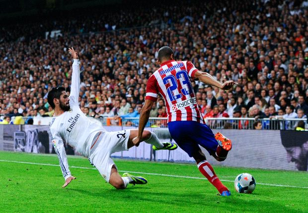Isco: Madrid have unfinished business with Atleti