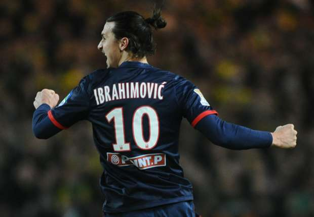 Ibrahimovic: PSG not there yet