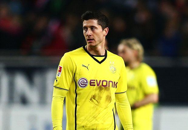 Lewandowski: I want to leave Dortmund with a title
