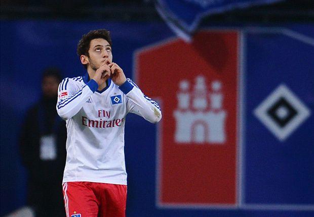 Bleibt dem HSV noch lange erhalten: Hakan Calhanoglu