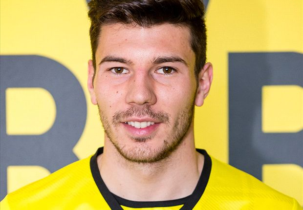 Jojic at home with Dortmund 'family'