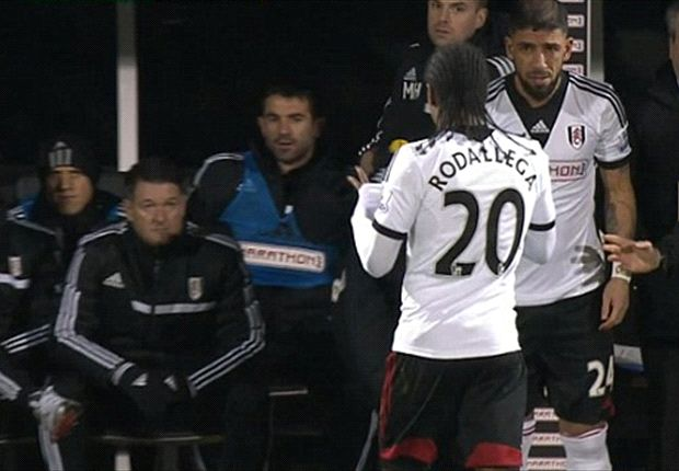Rodallega hits out at Fulham manager Meulensteen
