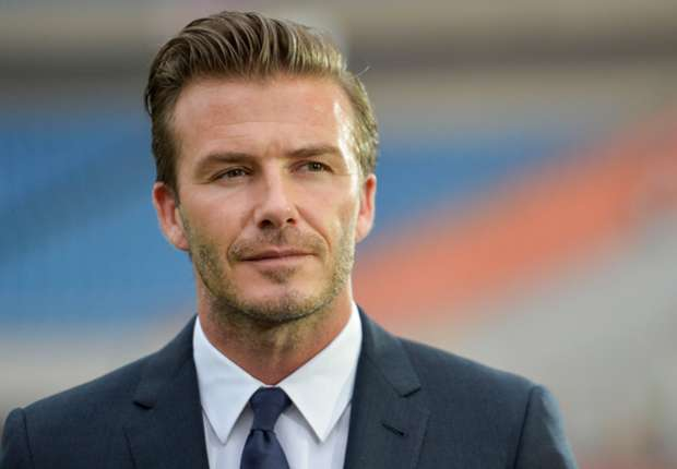 Beckham: Moyes is a great manager & Manchester United aren't in crisis