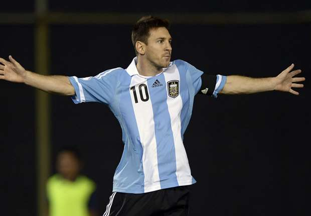 Messi: World Cup timing perfect for Argentina