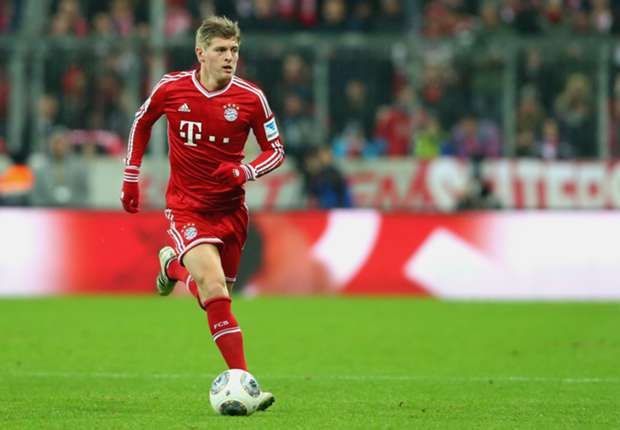 What on earth is Toni Kroos thinking?