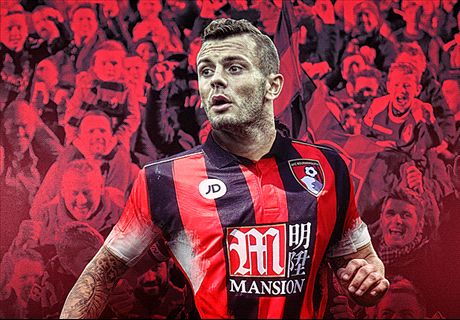 OFFICIAL: Wilshere joins Bournemouth