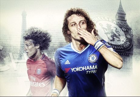 Luiz's return smacks of desperation