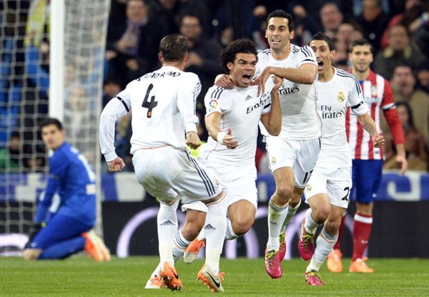 Real Madrid make a statement in dirty derby