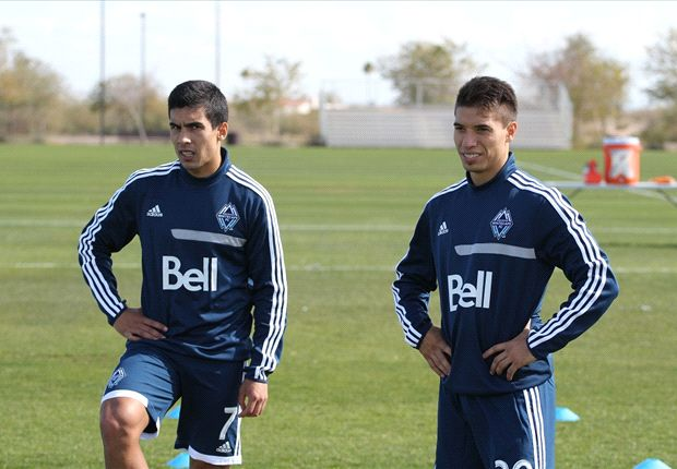Whitecaps sign pair of Uruguayan attackers