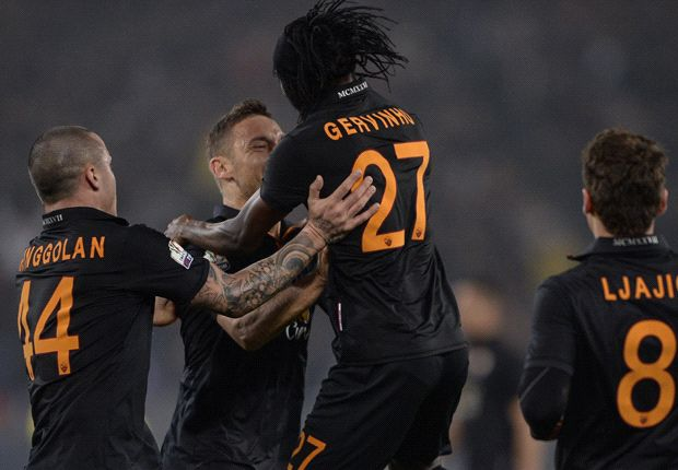 Roma 3-2 Napoli: Last-gasp Gervinho hands Giallorossi advantage