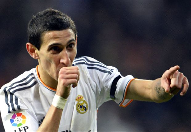 Di Maria: I'll give everything to Real Madrid
