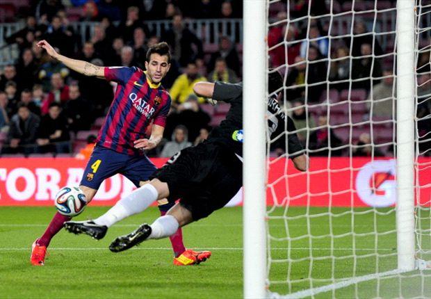 Fabregas: La Liga title race could go down to the wire