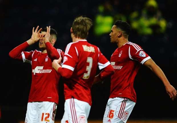 Preston 0-2 Nottingham Forest: Mackie & Henderson book fifth-round berth