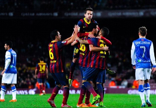 'Whoever doubts Barcelona can stay at home' - Dani Alves