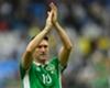 Keane ends Ireland career in style