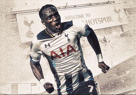 OFFICIAL: Sissoko makes Spurs move