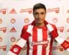 Tacuara Cardozo será compañero del Chori y Cambiasso en Olympiacos