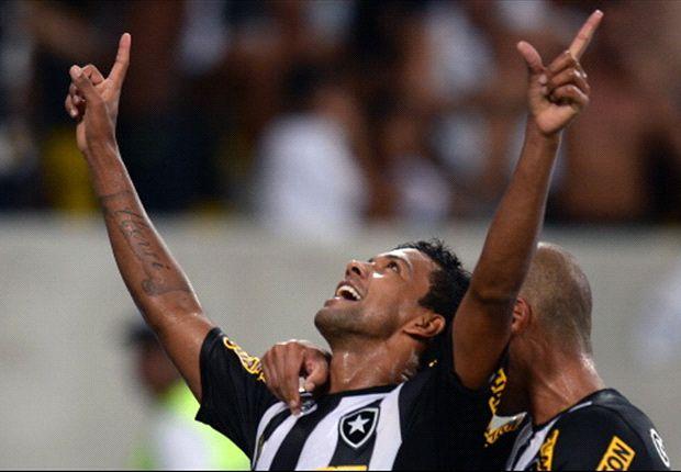 Botafogo eliminó al Deportivo Quito y será rival de San Lorenzo