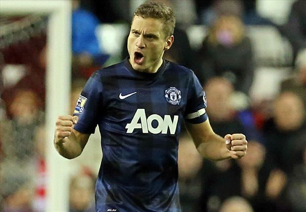 Inter confirm signing of Manchester United captain Vidic