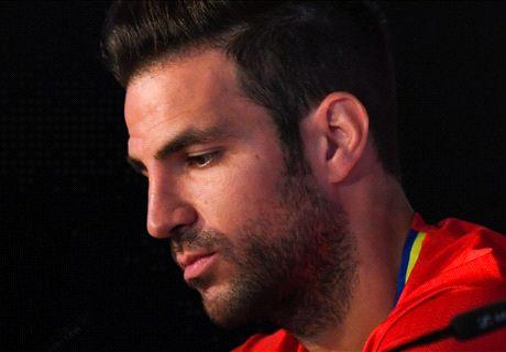 Fabregas and Azpilicueta left out of Spain squad
