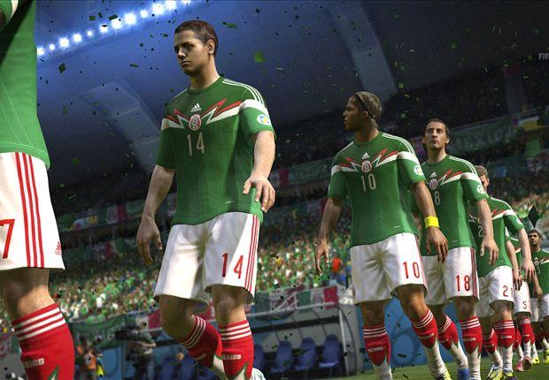 EA SPORTS™ Copa Mundial de la FIFA Brasil 2014™, ya a la venta en España