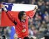 Fue el 1 de septiembre de 2001. Aquel día, en el Estadio Nacional, el gran goleador jugó un amistoso contra la Francia campeona del mundo que estaba encabezada por el propio Zidane.