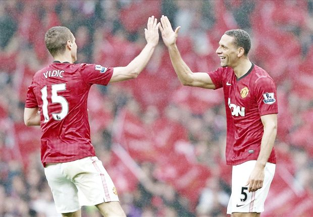 Tanpa Vidic dan Ferdinand di musim depan.