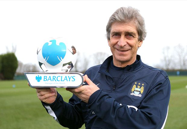 Pellegrini & Adam Johnson claim January Manager and Player of the Month awards