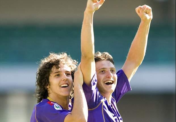 Fiorentina Starlet Jovetic To Start Against Atalanta - Report