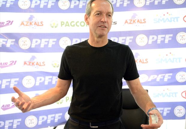 The AFC Challenge Cup is the first major assignment for new Azkals coach Thomas Dooley.