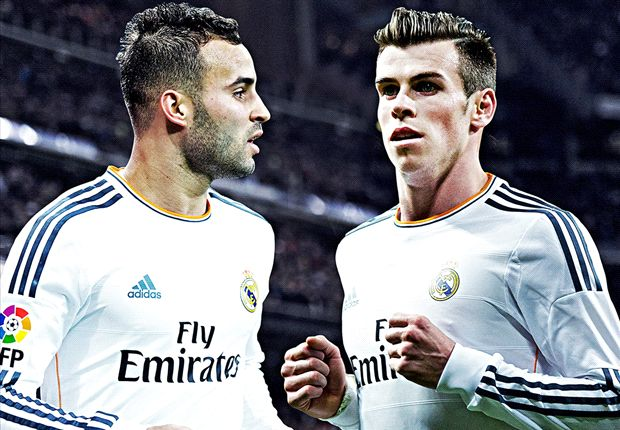 Cristiano who? Bale and Jese leave Ancelotti with the perfect poser