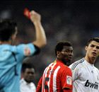 Gallery: Every Cristiano Ronaldo red card