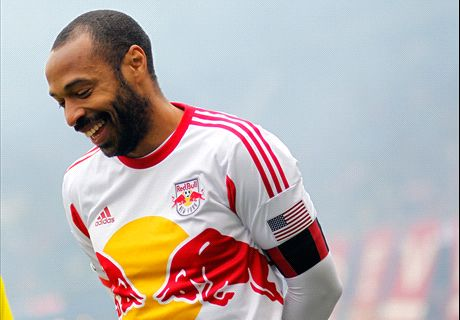 LIVE: New York Red Bulls - Arsenal
