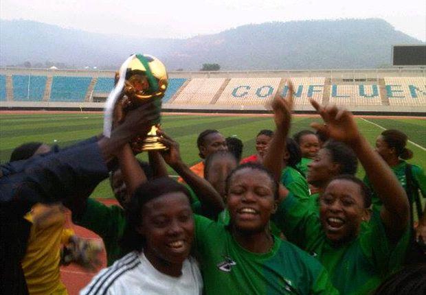 Nasarawa Amazons' Danjuma rues missed chances against Rivers Angels