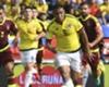 Así forma Colombia ante Uruguay
