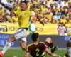 Colombia down nine-man Venezuela