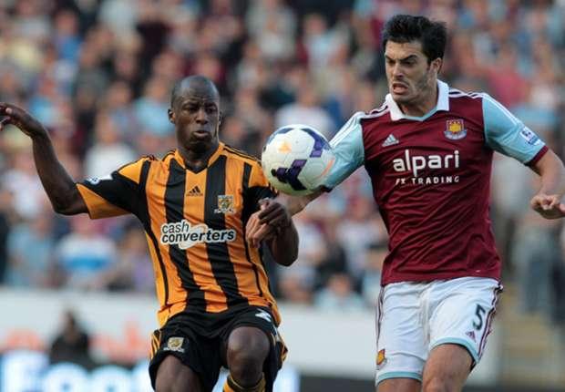 Hull City striker Aluko back for Sunderland clash